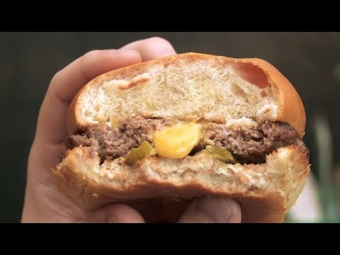 The Perfect Jucy Lucy