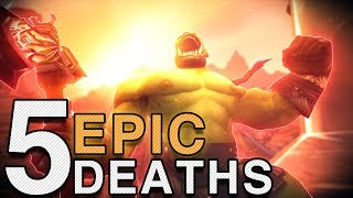5 Most Epic Orc Deaths in World of Warcraft