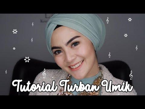 TUTORIAL TURBAN - YouTube