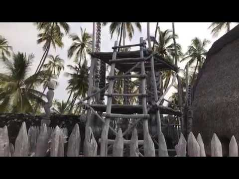 "Tour Pu'uhonua O Honaunau National Park ""City of Refuge"""