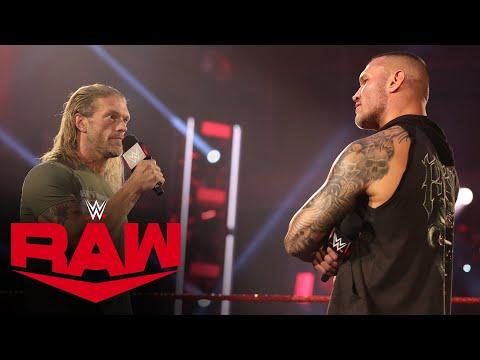 Edge accepts Randy Orton's WWE Backlash challenge: Raw, May 18, 2020