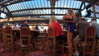 Tour of the Paris Casino Resort in Las Vegas