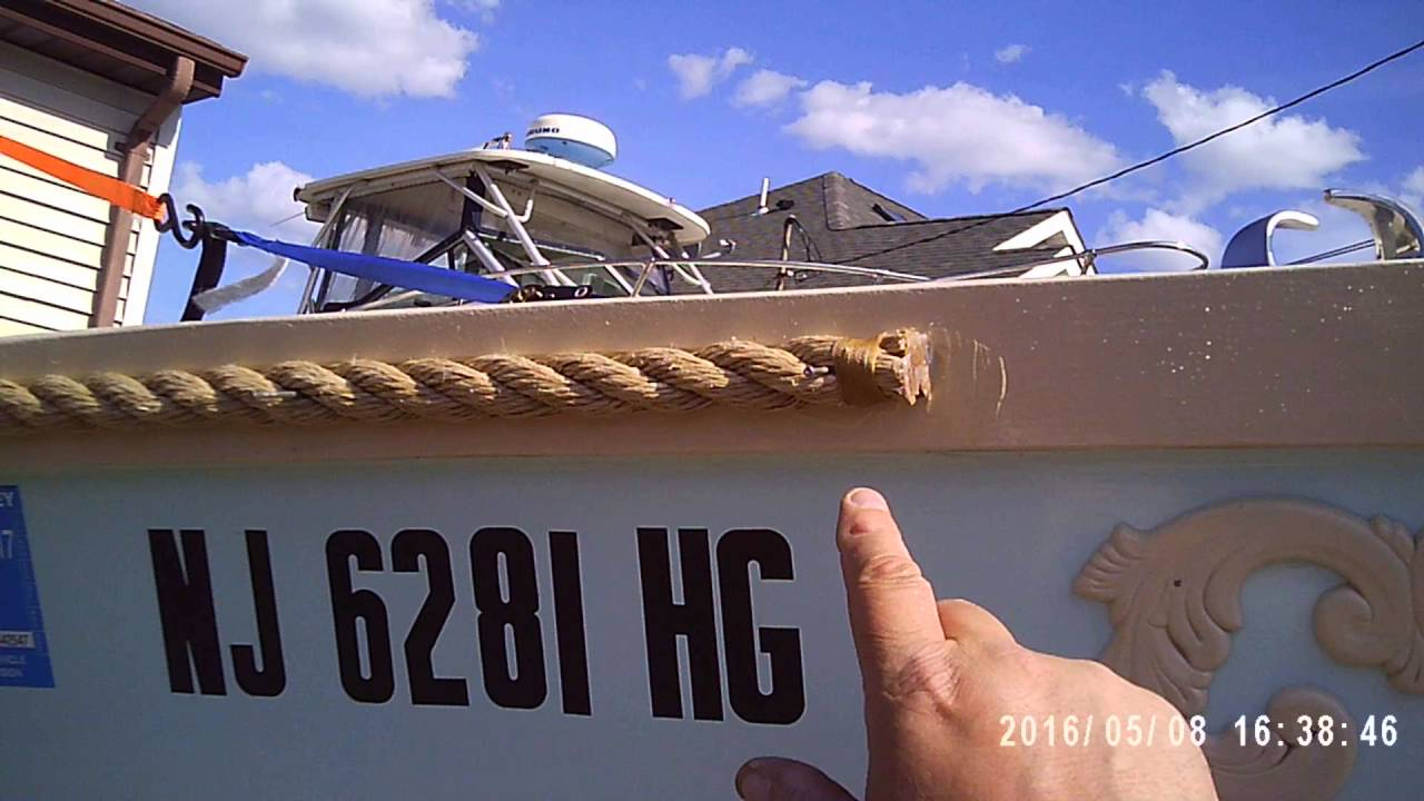 Wood Boat Rope Rail Bumper | Wooden Thing