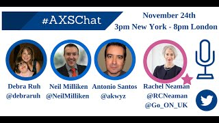 AXSchat interview with Rachel Neaman, Chief Executive of Go ON UK