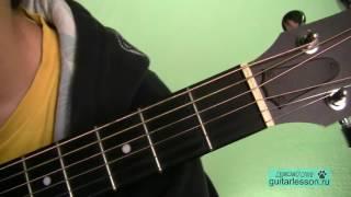 Валентин Стрыкало - Улица Сталеваров (Аккорды, урок на гитаре)