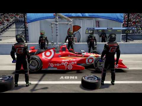 Project CARS 2 Online Race Indycars at IMS