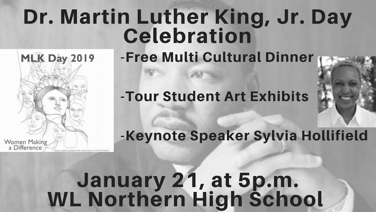 Dr Martin Luther King Jr Day Celebration 2019 Promo Youtube