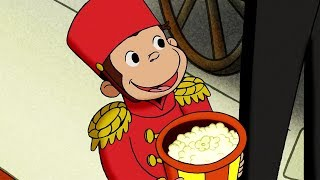Curious George 409 | Movie House Monkey | Full Episode | HD | Cartoons For Children