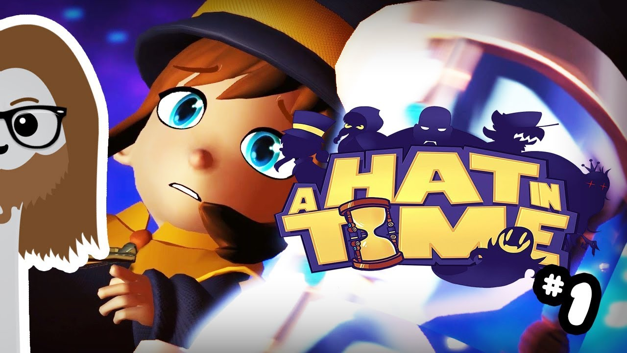 MY TIME FLIES OUT THE WINDOW - A HAT IN TIME #1