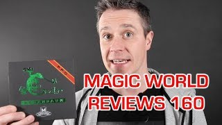 MW REVIEWS GECKO PRO // OUT OF THE BLUE // LIVE MAGIC STUDIO // COMPETITION