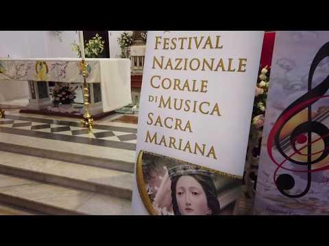 Gruppo Vocale Fruicantus al VII° Festival Nazionale corale di musica Sacra Mariana di Bagheria (Pa)