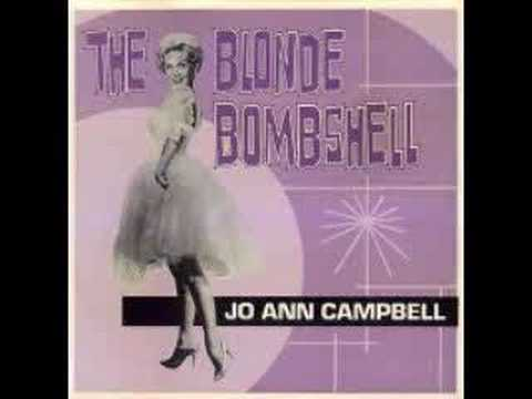 Jo Ann Campbell - You made me love you