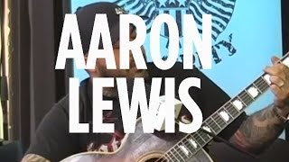 "Aaron Lewis ""Country Boy"" // SiriusXM // The Wilkow Majority"