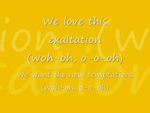 Alphabeat - Fascination. LYRICS