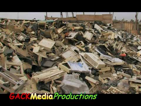 GHANA, A DIGITAL DUMPING GROUND