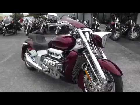 000462 - 2004 Honda Rune NRX1800EA - Used Motorcycle For Sale