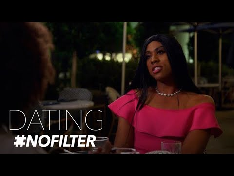 Brionce Crashes Brian & Tyrone's Date Night | Dating #NoFilter | E!