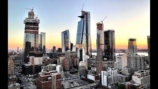 Hudson Yards Development - New York - $20 Billion Project - Construction Update Sept 2018