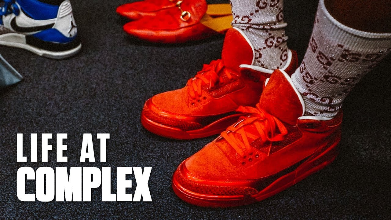 A NEW HOST AND HE HAS INSANE SNEAKERS! | #LIFEATCOMPLEX