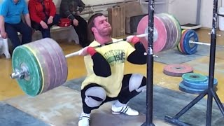 Dmitry Klokov - Olympic Weightlifting Motivation - 2016