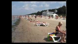 Юрмала. Гиды и Экскурсоводы. Туризм. Латвия. Guides. Latvia(Юрмала — крупнейший город-курорт Латвии, находится в 25 км от Риги. Это территория 32 км в длину и 3 км в ширину..., 2013-07-09T22:20:11.000Z)