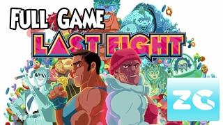 LASTFIGHT (PC Steam) Walkthrough - Part 1 Full Game Ending - Gameplay HD