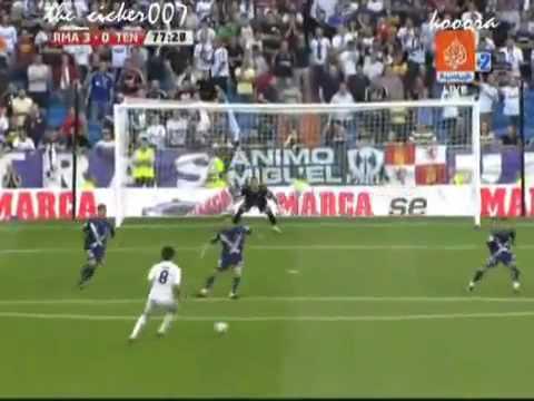 ريال مدريد 3 - 0 تنريفي في الاسبوع الخامس