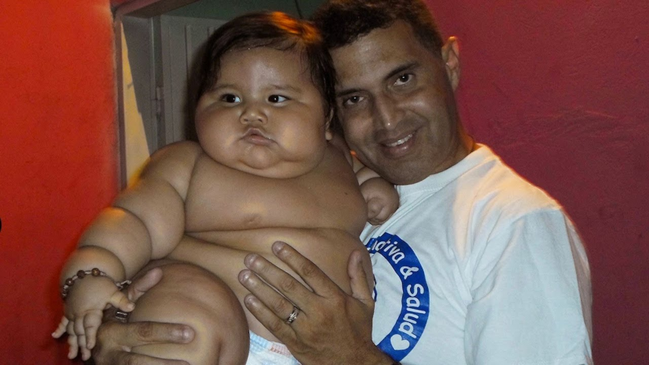 Biggest Living Baby In The World Is This The World's Bi...