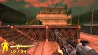 World War Zero Part 16 Playstation 2 Last Level Boss and Credits