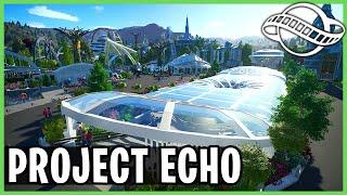 Project ECHO! Park Spotlight 210: Planet Coaster