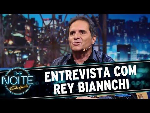 The Noite (24/03/16) - Entrevista Com Rey Biannchi