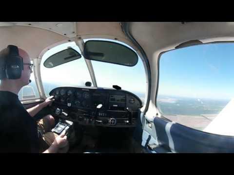 360 Flying Over Little Rock
