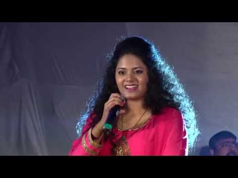 Bangalore Durga Puja, 2016: Anwesha Datta Gupta | Banarasiya | Barso Re Megha