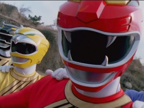 Power Rangers Wild Force - First Morph and Fight