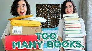 (WAY TOO) BIG BOOK HAUL