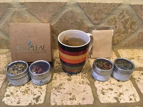 Natural Cures For The Common Cold Full Leaf Tea Company Review