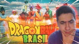 REACT: O DRAGON BALL BRASIL - A MELHOR VERSÃO DE TODAS ?? ‹ Frango ›