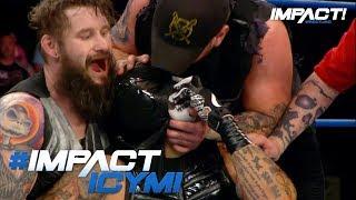 Sami Callihan & oVe Rip Open Pentagon Jr's Mask! | IMPACT! Highlights June 21, 2018