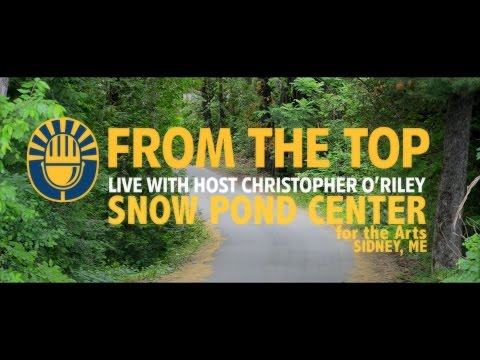 Show 291: Snow Pond Center for the Arts -- Sidney, ME
