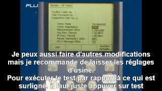 DSL990   Demo Wavetel   test VF Noise test de bruit métallique de ligne