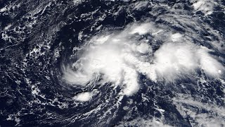Hurricane Ophelia making its way to Ireland