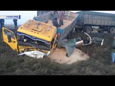 В жуткой аварии под Курском погибли 5 человек