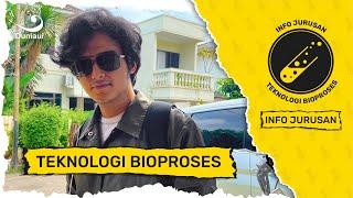 Info Jurusan Teknologi Bioproses, FT UI: Ayip Farouk
