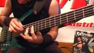 Little Wing - Bass Improvisation by Giorgio Terenziani