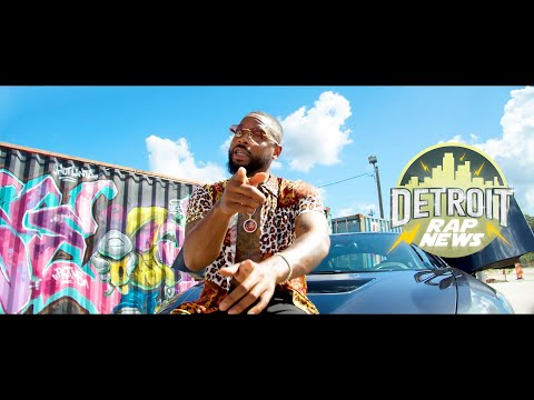 "Greek Champagne – ""Dance Moves"" DetroitRapNews Exclusive (Official Video)"