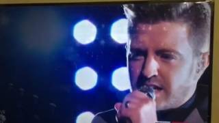 All I Ask by Billy Gilman in The Voice 2016