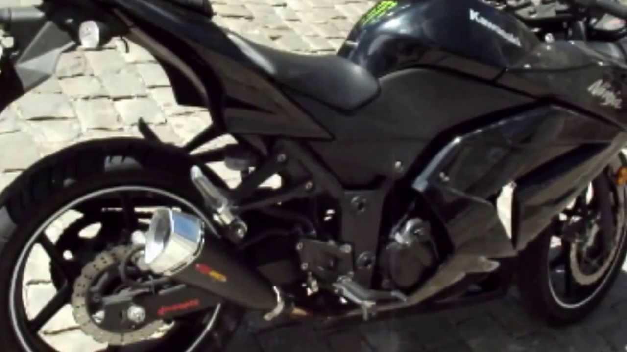 referensi modif ninja 250 hitam