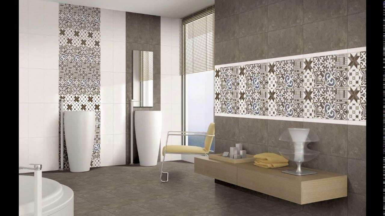 Bathroom tiles design kajaria - YouTube