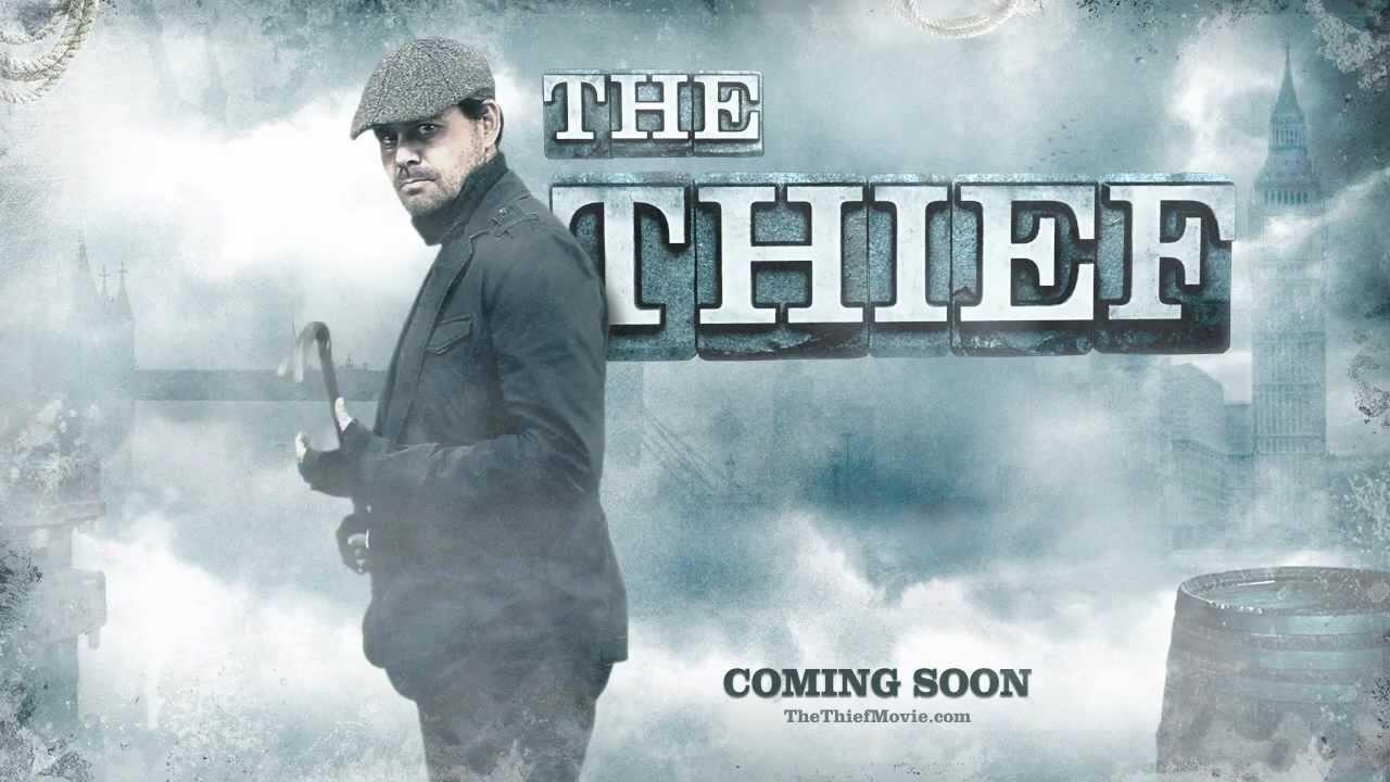 TBP: Motion Poster | THE THIEF | Alberto García