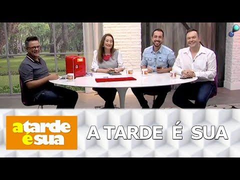 A Tarde é Sua (15/05/18) | Completo